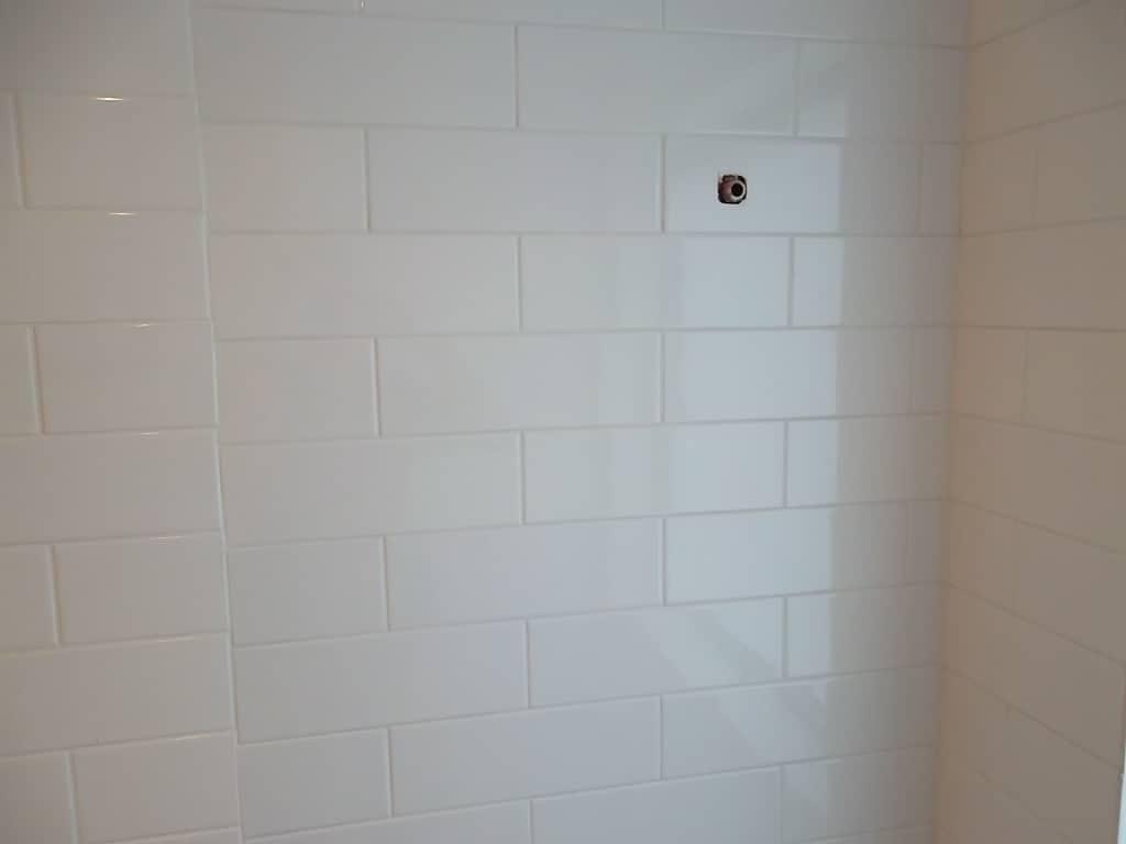 Bathroom Fittings - Waterproofing Works