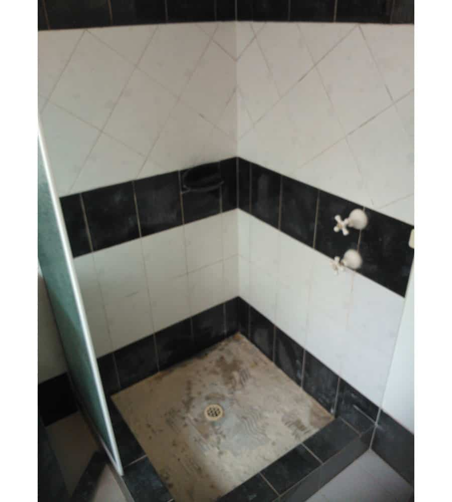 Shower retiling floor tile removal water proofing works request a quote dailygadgetfo Gallery